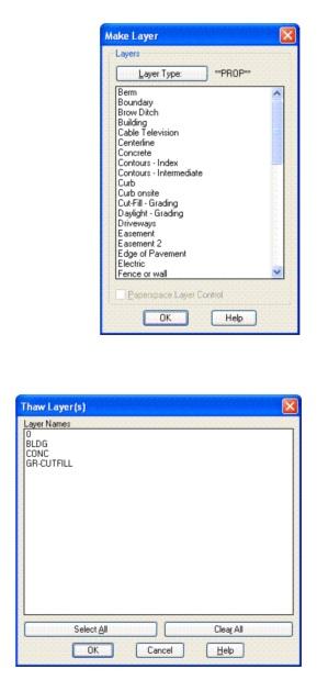 SmartDraft | Layer Tools